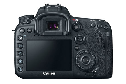EOS 7D Mark II EF-S 18-135mm IS Refurbished view 3