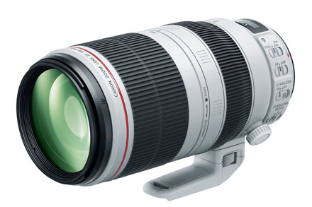 EF 100-400mm f/4.5-5.6L IS II USM  | Telefoto Zoom