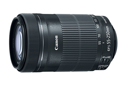 EF-S 55-250mm f/4-5.6 IS STM | Telefoto Zoom