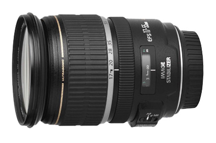 EF-S 17-55mm f/2.8 IS USM | Estándar Zoom