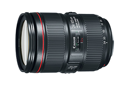 EF 24-105mm f/4L IS II USM | Estándar Zoom