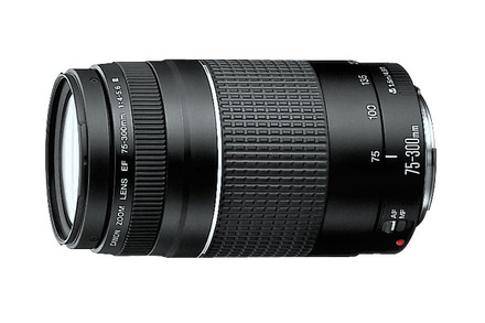 EF 75-300 mm f/4-5.6 III | Telefoto Zoom