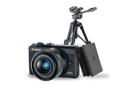 EOS M100 Travel kit
