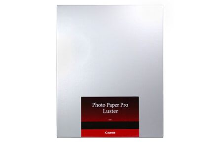 Papel fotográfico Pro Luster A2 - 25 hojas